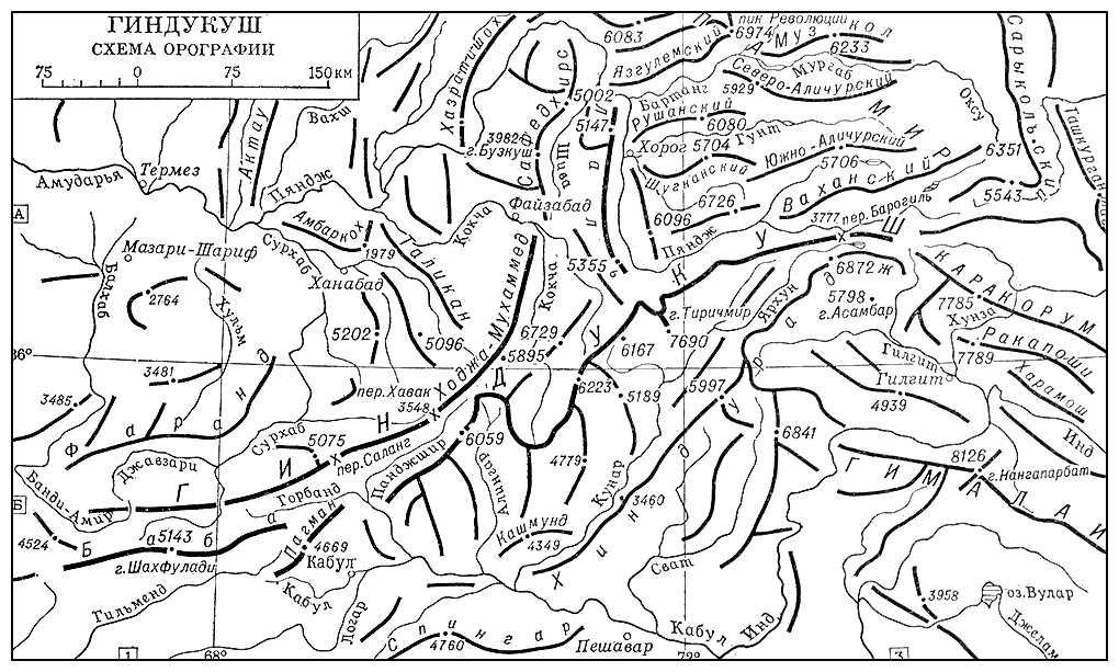 Террасированные склоны южных