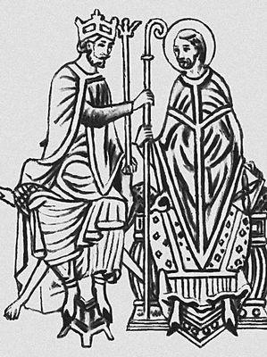 Светское и церковное в Средних веках. Штрихи к портрету.