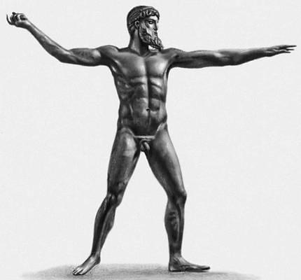 «Зевс-Громовержец» (Древняя Греция)