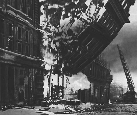 Вторая мировая война бомбардировка