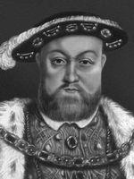 Генрих viii портрет работы х хольбейна