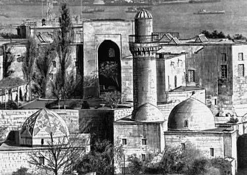 Дворец Ширваншахов (Баку)