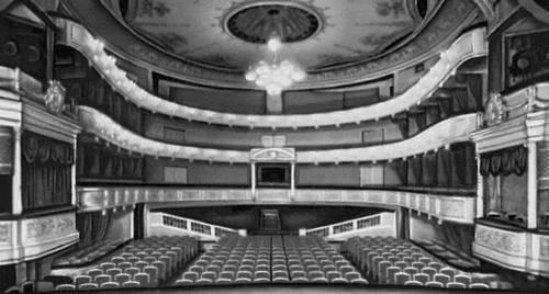 Зрительный зал (Малый театр)
