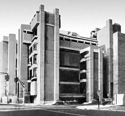 Школа искусства и архитектуры сша