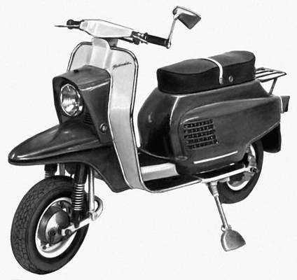 Retro Scooters Club Ретро Скутер Клуб - Мотороллеры СССР.