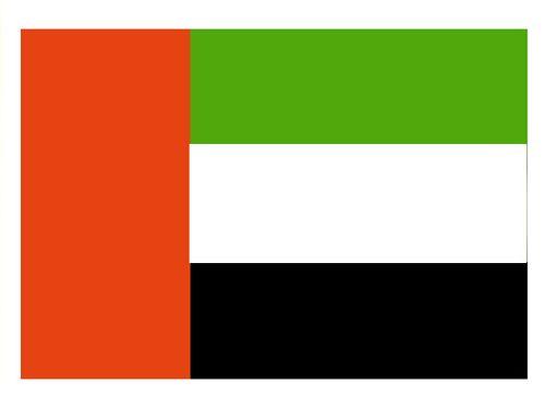флаг арабских эмиратов