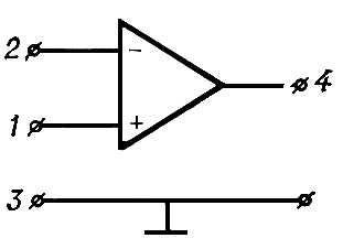 принципиальная схема управления электродвигателем