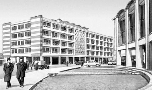 Улица гази мухаммед джан хан слева