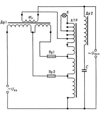 ресанта 190 схема электрическая
