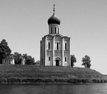Церковь покрова на нерли 1165 общий вид